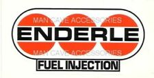 ENDERLE FUEL INJECTION Vinyl Decal Sticker NHRA IHRA 4159