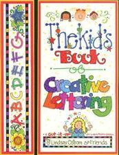 Kids Book of Creative Lettering