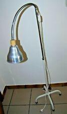 E1 Ancienne lampe d'infirmerie rétractable - art deco - design - métier
