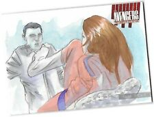 Avengers Complete Collection Series 2 (Two) - SK2 Mark Stroud - Sketch Card