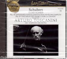 Toscanini Collection Vol. 14 Schubert: Sinfonie (Symphonies) No 5 & 9 - CD