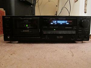 Aiwa AD-F810U 3 head cassette deck