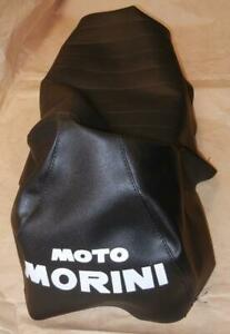 1970's Moto Morini 350 Sport replacement seat cover Made In Italy by NISA 2031