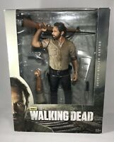 The Walking Dead TV Rick Grimes 10-Inch Deluxe Action Figure - McFarlane