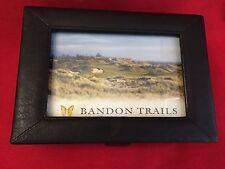 Golf score card Box - Bandon Trails Score Card included-