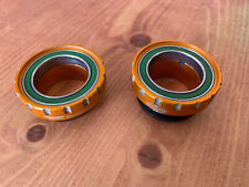 Hope BB30 threaded bottom bracket cups and bearings Excellent Condition