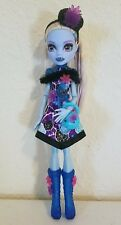 Monster High Party Ghouls Abbey Bominable Doll COMPLETE New