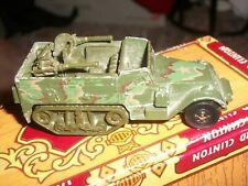 1974 HOT WHEELS Armored Car w/AA Guns