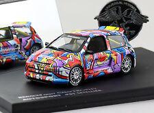 Renault Clio Trophy #81 1:43 UH Universal Hobbies