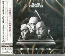 BLACK EYED PEAS-MASTERS OF THE SUN VOL.1-JAPAN CD F56