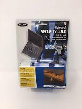 New listing Belkin Notebook Security Lock K100 Key Lock