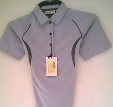 Glenmuir Ladies zoe golf polo white grey mix x-small BNWT now 50% off