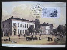 Bund,BRD Maximumkarte MiNr. 1236 Ersttag Bonn gestempelt (B 630)