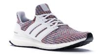 Adidas Ultra Boost Ultraboost 4.0 Running Shoe White Multicolor Men's CM8111