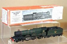 WILLS FINECAST KIT BUILT BR 4-6-0 CASTLE LOCO 7005 SIR EDWARD ELGAR PORTESCAP mv