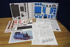 PEACOCK PAPERKITS P CLASS BLUEBELL SE&CRR PAPER MODEL 571585