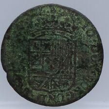 Spaanse Nederlanden 1 liard oord 1710 Namen - bodemvondst