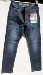 Levi Strauss Signature  Men's S47 Regular Taper Jeans