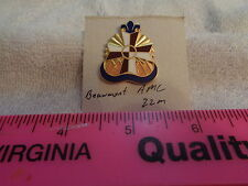 Beaumont Army Medical Center 22M Unit Crest, DI, DUI (DRAW#18)