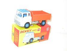 dinky toys Bedford TK tipper benne basculante, dinky atlas ref 435