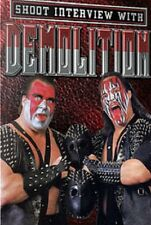 Demolition Shoot Interview Wrestling DVD,  WWF