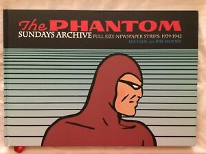 The Phantom The Sunday Archives Full Size Newspaper Strips Full Color Hardcover