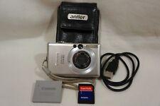 Canon IXUS 60 6.0MP Digital Camera, Very Good Condition.
