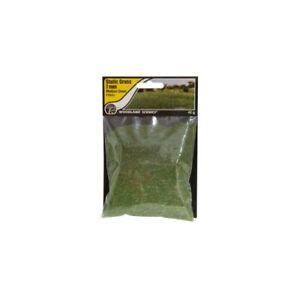 Woodland Scenics 622 - Static Grass Medium Green 7mm
