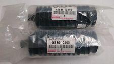 Toyota RAV 4 Steering Rack Boots 45535-12100 x 2 *GENUINE*