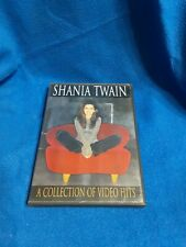 Shania Twain A Collection of Country Music Video Hits Pop Rock Dvd A