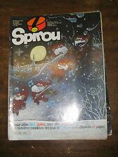 Spirou N° 2225 1980 BD Germain Bidouille Violette Sammy Sibylline Agent 212