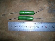 Metallized Paper Capacitor CJ41-2 2uF 630V Iron Oil Immersed 45*50*15mm #J73 lx