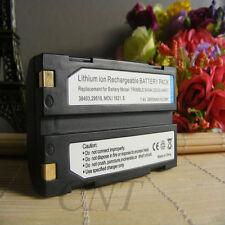 Battery for Trimble 5700 54344 EI-D-Li1 Molicel MCR-1821J/1-H External Radio