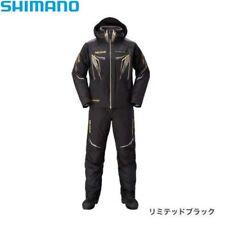 SHIMANO NEXUS GORETEX WINTER SUITE LIMITED PRO RB-111Q M/L/XL BLACK Jacket Japan