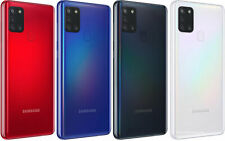 NEW SAMSUNG Galaxy A21s 32/64 & 128 GB Android Smart Phone 4 Colours UK seller✨
