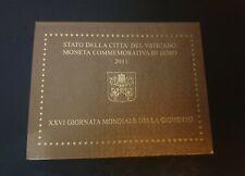 2 euro 2011 vaticano