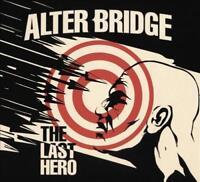 ALTER BRIDGE - THE LAST HERO [DIGIPAK] USED - VERY GOOD CD
