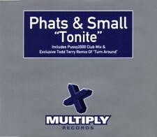 [Music CD] Phats & Small - Tonite