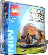 LEGO 4491 Star Wars Mini Building Set Trade Federation MTT NIEUW !