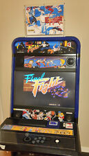 Capcom Final Fight Art Set for Taito Vewlix (CARD) CPS1 Jamma