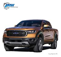 Textured Extension Style Fender Flares Fits Ford Ranger 19-20 5' Crew Cab