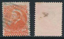 CANADA, 1893 20c, cat £65