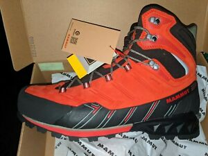 Mens Walking Boots By Mammut Size 10