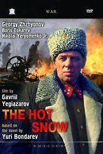 DVD russisch GORJATSCHIJ SNEG THE HOT SNOW Горячий снег Heißer Schnee Ruscico