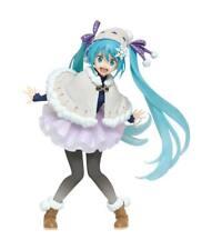 Offiziell Lizenzierte Vocaloid Figur Winter Renewal Version Hatsune Miku