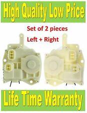 72155-S84-A11 72115-S5A-003 NEW Power Door Lock Actuators Pair of Left + Right