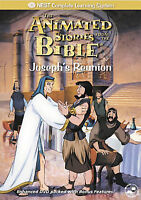 Animated Stories from the Bible - Josephs Reunion (DVD, 2008)