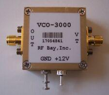 2960-3030MHz Voltage Control Oscillator VCO-3000, SMA