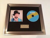 SIGNED/AUTOGRAPHED BOY GEORGE - THIS IS WHAT I DO FRAMED CD PRESENTATION. RARE