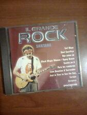 IL GRANDE ROCK - SANTANA - (EDIZIONE DE AGOSTINI)  -  CD